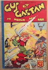 GUS ET GAETAN (Chott) - Numéro 22 - Juillet 1953 - TBE