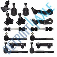 Brand New 15pc Front Suspension Kit for Chevy C1500 C2500 Tahoe GMC Yukon - 2WD