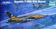 ◆ Trumpeter 1/32 02202 Republic F-105G Wild Weasel model kit