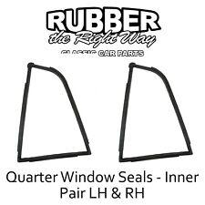 Quarter Window Seals - Inner - Fits 1970 - 1978 Datsun / Nissan 240Z 260Z 280Z