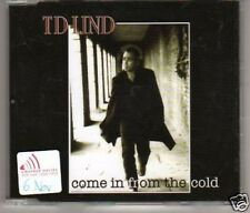 (F44) TD Lind, Come In From The Cold - DJ CD