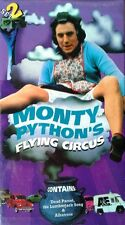 MONTY PYTHON'S FLYING CIRCUS - SET 2 - (3) VHS TAPES - STILL SEALED