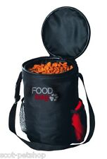 NEW Dog Dogs Travel Feeding Bowl And Dry Pet Food Bag