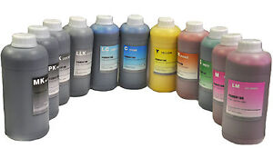 11X1L UltraChrome HDR Pigment Ink Compatible for Stylus 7900/9900,Anti UV