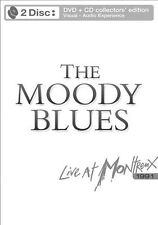MOODY BLUES,THE-LIVE AT MONTREUX `91 DVD NEW