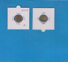 Gertbrolen 5 Centimes  Marianne en Cupro-Aluminium-Nickel 1966 Exemplaire N° 9