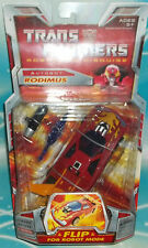 TRANSFORMERS RID CLASSICS UNIVERSE GENERATIONS HOT ROD  RODIMUS FIGURE