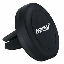 Mpow Car Mount Magic Grip Mobile Phone Cradle Air Vent Magnetic CellPhone Holder