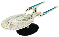 Eaglemoss Star Trek U.S.S. Enterprise NCC-1701-E 10.5-inch XL Edition + Magazine