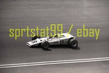 Johnny Rutherford #18 @ 1970 USAC California 500 - Vtg Race Negative 9775