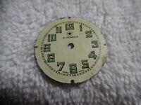 Antique Pocket Watch 4 Jewels Swiss Made 79-9QQQ