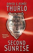 Second Sunrise: A Lee Nez Novel (Lee Nez Novels)-ExLibrary