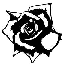 Rose vinyl car Decal / Sticker