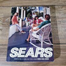 Sears 1991 Spring Summer Catalog