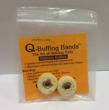 Q-Buffing Nails Buffing Bands CHARMOIS The Art Of Shining Nails (2 Pieces /Pack)