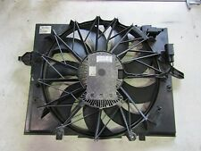 BMW E63 645Ci 630i 650i N62 Radiator Cooling Fan and Shroud OEM 7514314 7514181
