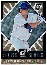 Joc Pederson 2015 Donruss The Elite Series #24