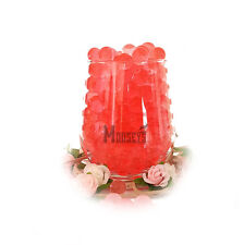20g Wedding Party Crystal Water Beads Table Centrepiece Vase Decoration LED Red 1