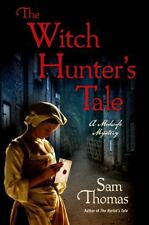 The Witch Hunter's Tale: A Midwife Mystery (The Midwife's Tale)  (ExLib)