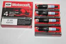 SP-505 Motorcraft AGSF22C Spark Plug Pack of 4 Brand New