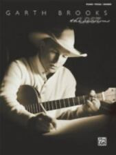 Lost Sessions by Garth Brooks  Songbook Sheet Music Song Book