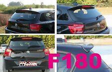 SPOILER ALET  BMW SERIE 1 F20 F21 SECON SERIE CON PRIMER E COLLA F180PK SS180-7