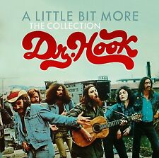 DR. HOOK - A LITTLE BIT MORE: THE COLLECTION CD ALBUM (2014)