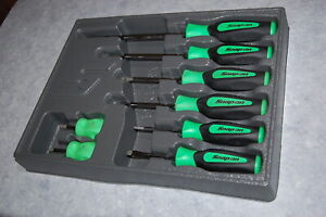 Screw Driver Set    Snap On   8 Pc.