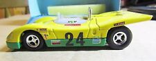 SOLIDO No.195 ~1:43 LIGIER JS/3 ~ YELLOW ~ HOOD OPEN, SUSPENSION ~ ORIGINAL BOX