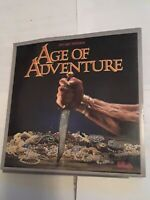 AGE OF ADVENTURE (1986) by Electronic Arts for Apple II Vintage Rare