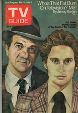 1973 TV Guide May 26-Karl Malden - Streets of San Francisco; Jimmy Breslin; Mann