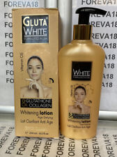 Gluta White Age Defying Whitening Lotion & Glutathione Collagen 250ml