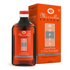 Shampoo ANTI DANDRUFF ANTI ITCH MIRROLLA SULSEN Forte Sulsena 2% CLEANSI 250ml