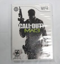 Call of Duty Modern Warfare 3 for Nintendo Wii System