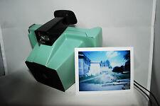 Polaroid pinhole!! instant pinhole ,fp100c,lomography, fantastic plastic, blue