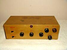 Vintage Lafayette LA-57 Mono Integrated Amplifier