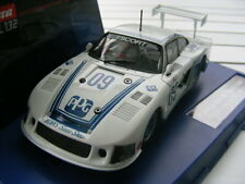 "Carrera Digital 132 30578 PORSCHE 935/78 "" MOBY DICK "" PPG Industries LUCI NUOVO"