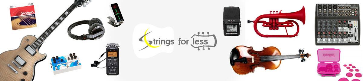Strings For Less