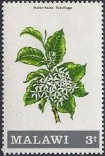 REPUBLIC OF MALAWI -1971- Flowering Shrub - Holarrhena febrifuga - MNH - #173