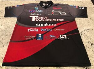 Jared Lintner MLF/Bass Pro Tour Pro Autographed BASS Elite Tournament Jersey