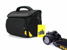 Water-proof Anti-shock DSLR Camera Shoulder Case Bag For Nikon D3100 D3200 D5100