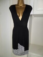 """GORGEOUS UNLINED  DRESS BY HEINE IN VG CON SIZE UK 20 BUST 46-48"""""""