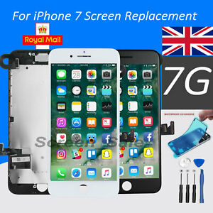 For iPhone 7 Screen Replacement LCD 3D Touch Display Digitizer Assembly AAAA