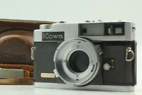 【Rare! EXC+5 w/ Case】Kowa 140 Rangefinder 35mm Film Camera Body From Japan #494