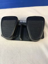 New Linemaster 632-S Clipper Twin Foot Switch Electrical Pedal Dual