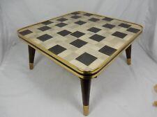 Forma Bella 50´s design mosaico tavolo grondaie/Mosaic side table 35 CM x 35 cm