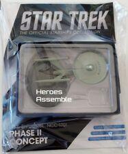 STAR TREK STARSHIPS COLLECTION PHASE II USS ENTERPRISE BONUS SPECIAL EAGLEMOSS