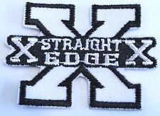 STRAIGHT EDGE X PATCH (MBP 129)