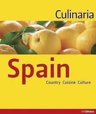 Culinaria Spain, Marion Trutter - Like New - 472 pages & 3.2kg - RRP £29.99
