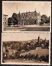 84329 2 AK Goldberg Schlesien 1941 Ortssteil Fotokarte